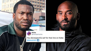 "Meek Mill responds to backlash over ""disrespectful"" Kobe Bryant lyric"