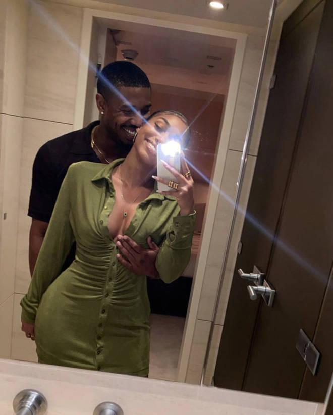 Lori Harvey and Michael B. Jordan began dating at the end of 2020.