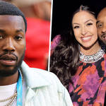 Meek Mill responds after Vanessa Bryant reacts to his Kobe Bryant lyric