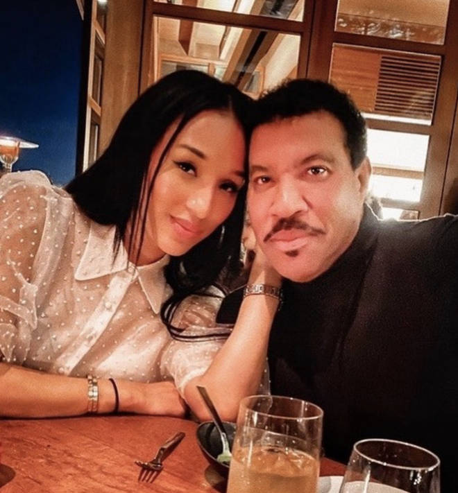 Lionel Richie fans can't believe that his girlfriend, Lisa Parigi (pictured), is younger than his daughter, Nicole.