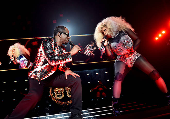 Diddy and Bad Boy reunited for a tour in October 2016