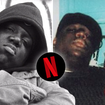 When is the 'Biggie: I Got A Story To Tell' documentary out on Netflix?