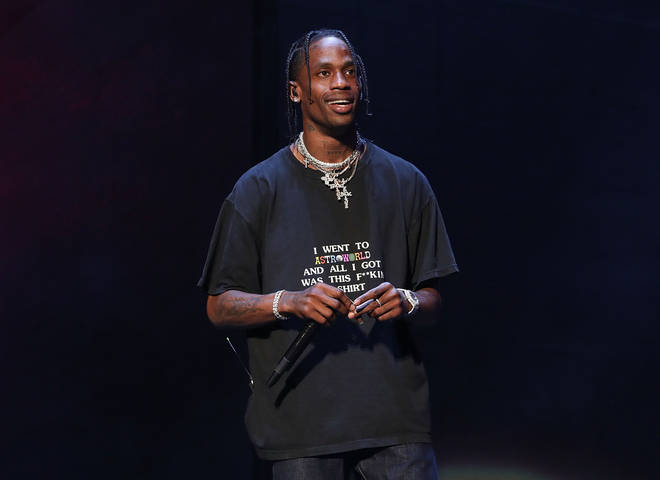 """Travis Scott reveals he&squot;s working on a """"new sound:"""" for his new album"""