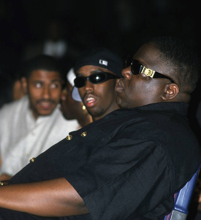 """Diddy said he still feels """"responsible"""" for Biggie&squot;s death."""