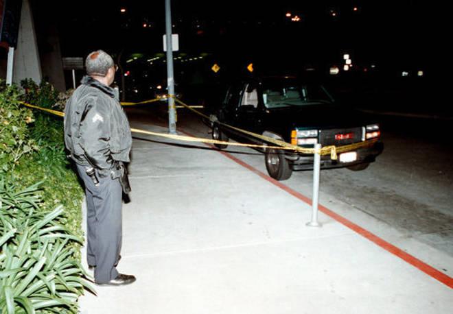 Biggie Smalls was shot dead in a GMC SUV.