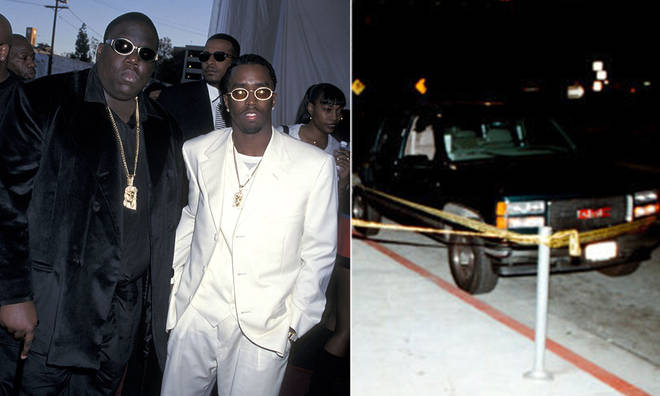 Biggie Smalls' car went for an unbelievable amount of money.