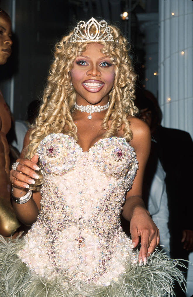 Lil Kim is one of the most legendary figures in the female rap scene.