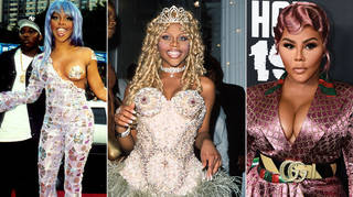 Lil Kim has had a huge transformation over the years.