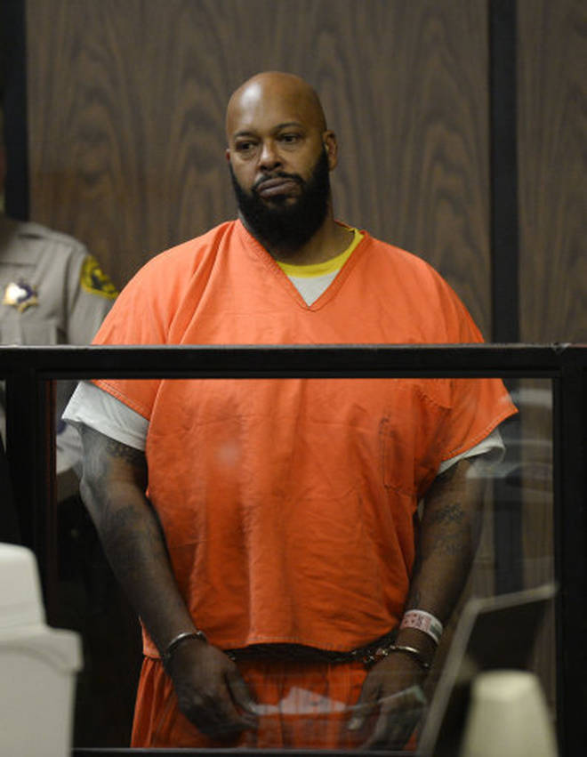 Suge Knight is currently serving a hefty prison sentence.