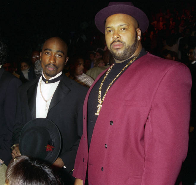 Suge Knight was the CEO of Death Row Records.
