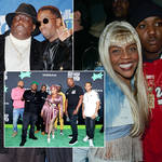 Biggie Smalls created his own hip hop crew in 1994.