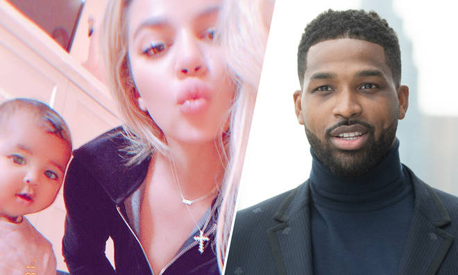 Khloe and Tristan have reportedly been on-again-off-again since the pair were rocked by cheating rumours.