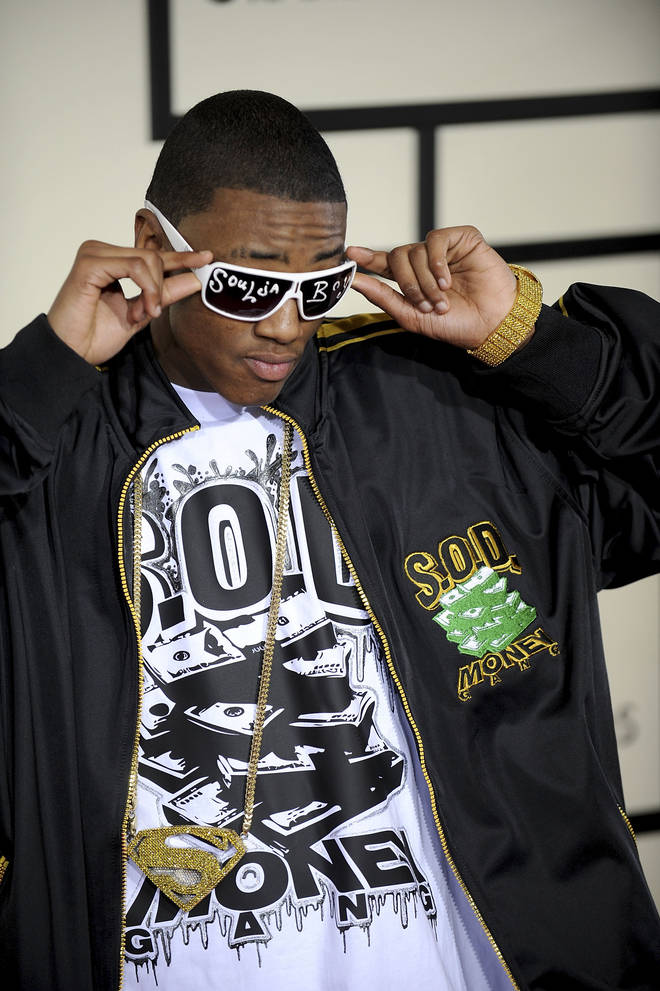 "Soulja Boy&squot;s career took off in 2007, when he released his hit single ""Crank That"""