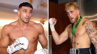 Tommy Fury offers to fight Jake Paul in boxing match amid beef