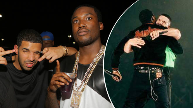 9dbadfbae06 Are Meek Mill   Drake About To Release A New Song  - Capital XTRA