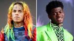 Did Tekashi 6ix9ine slide into Lil Nas X's DMs? What has 69 said?