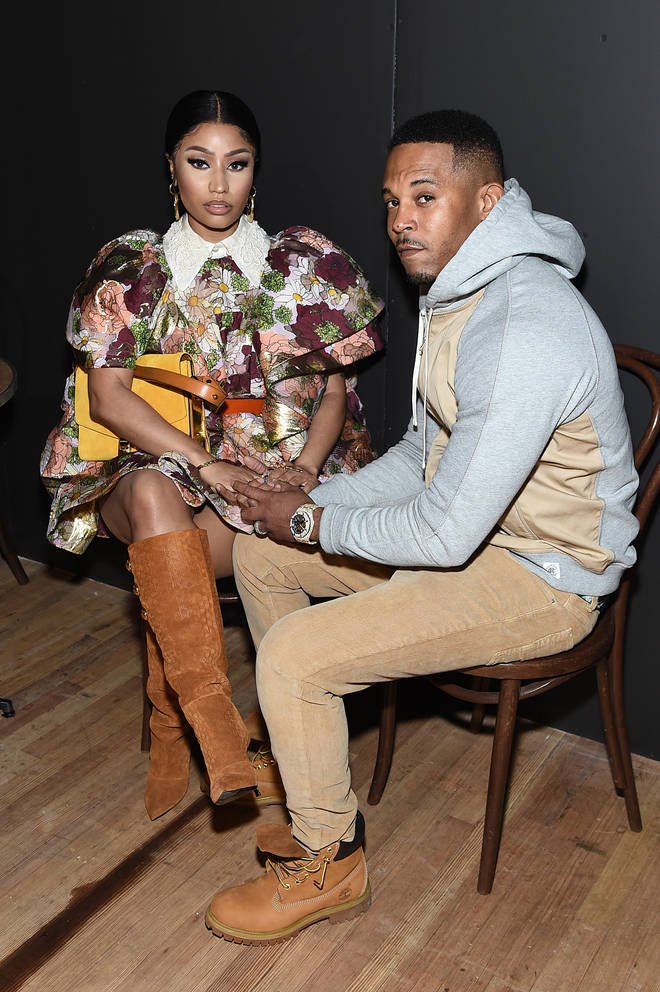 Nicki Minaj and her husband Kenneth Petty have been accused of harassing his rape victim.