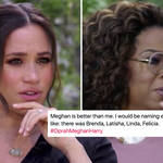 Prince Harry & Meghan Markle's Oprah interview: the funniest memes