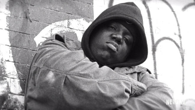 The documentary focuses on the rise and fall of the 'Juicy' rapper, whose real name was Christopher Wallace.