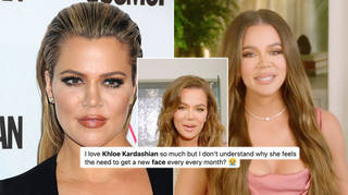Khloe Kardashian turned the comments off of her latest Instagram post where she looks different.