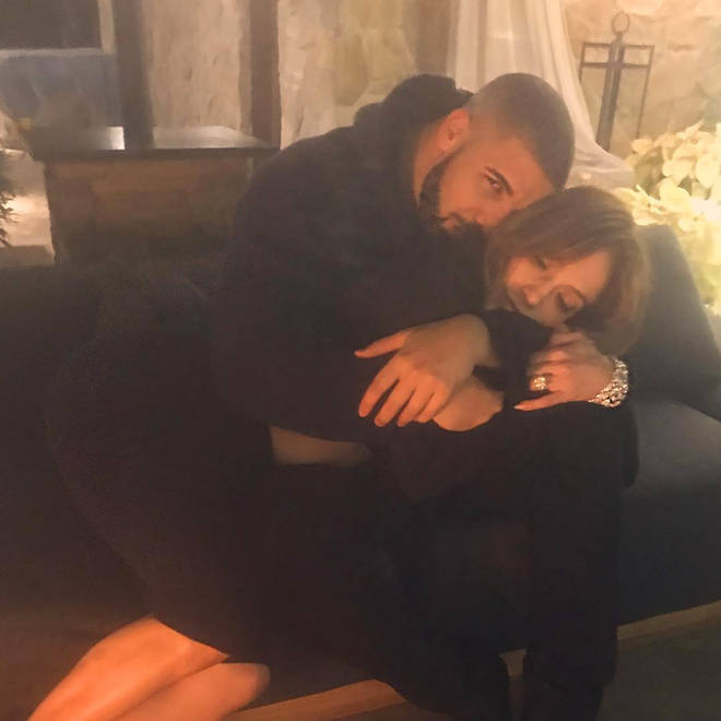 Drake and Jennifer Lopez were linked towards the end of 2016.