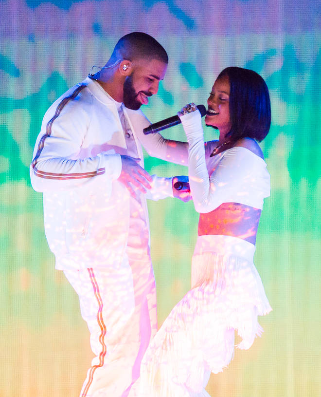 Drake and Rihanna have been on and off for years.
