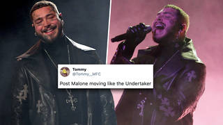 Post Malone Grammy Awards performance: The funniest meme reactions