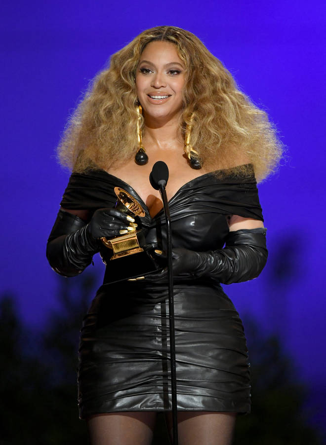 Beyoncé is the most awarded and nominated woman in Grammy history.