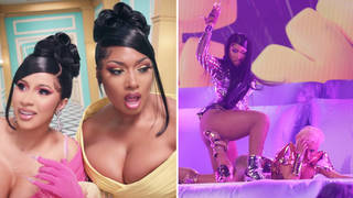 Cardi B and Megan Thee Stallion accused of 'promoting prostitution.'