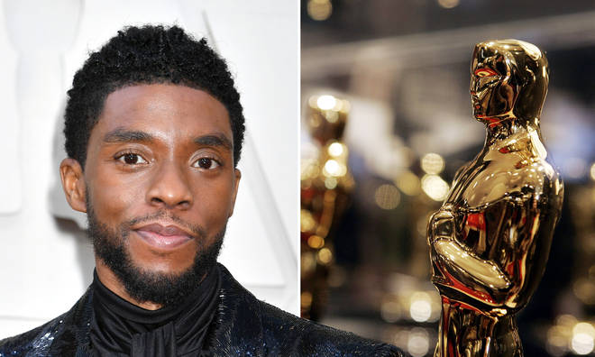 Chadwick Boseman posthumously earns Oscar nomination for best actor.
