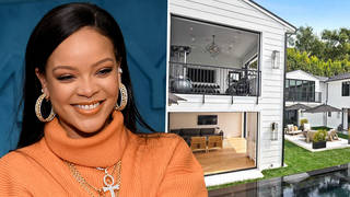 Inside Rihanna's stunning $13.8 Million Beverly Hills Mansion