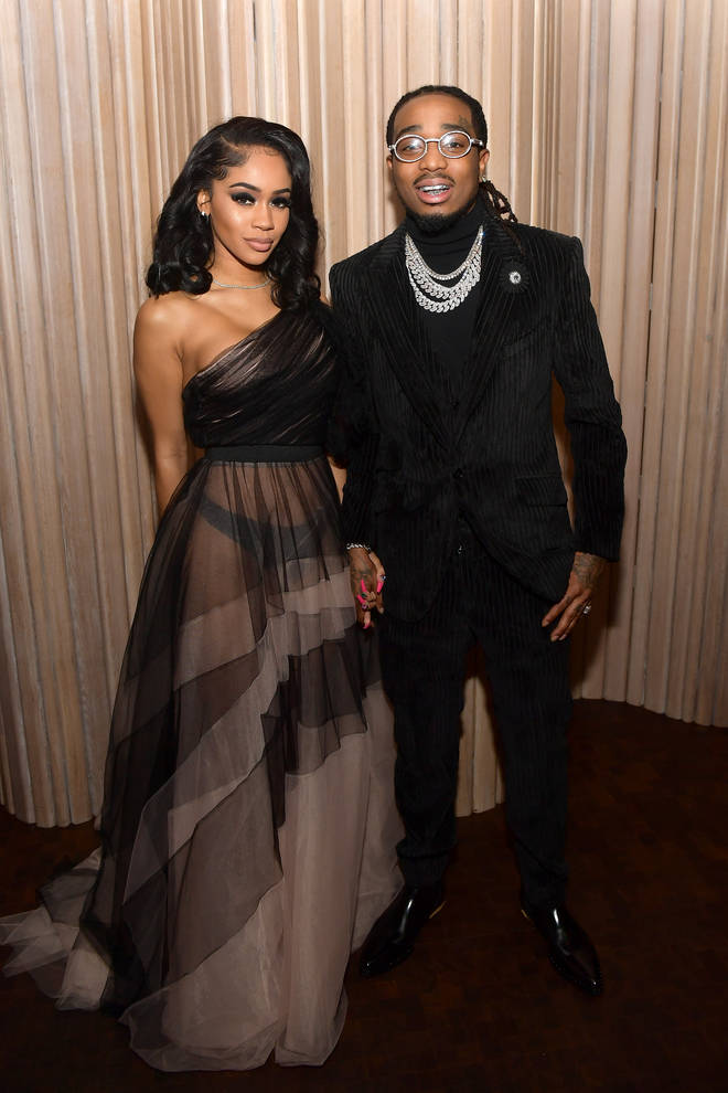 Saweetie and Quavo have been dating since 2018.