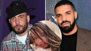 What did DJ Drama say about Drake and his ex-girlfriend?