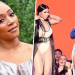 What happened between Tiffany Haddish and Nicki Minaj?