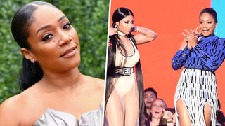 What happened between Tiffany Haddish and Nicki Minaj?
