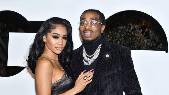 Saweetie and Quavo began dating in 2018. The pair split March 2021.