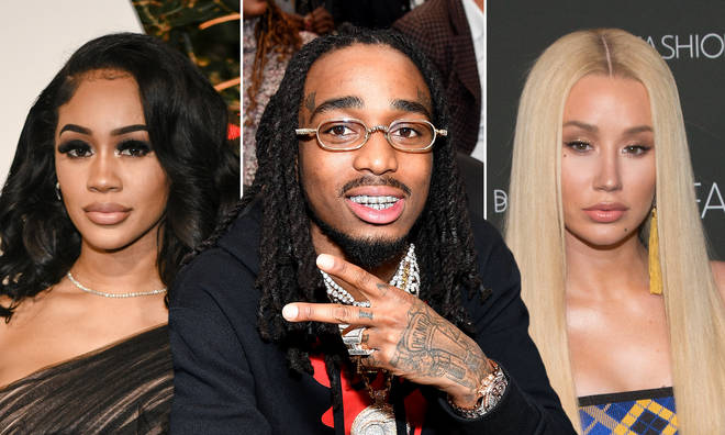 Quavo dating history: his girlfriends and exes from Saweetie to Iggy Azalea