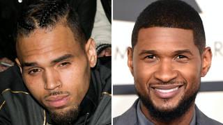 Chris Brown and Usher fans debate over long-awaited Verzuz battle.