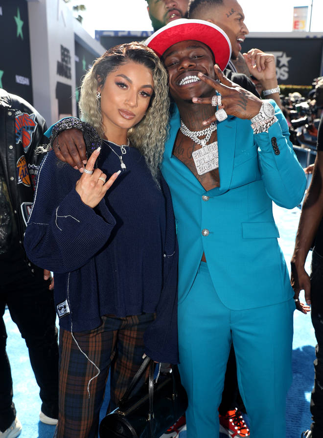 DaniLeigh went through a public split with rapper DaBaby in February 2021.