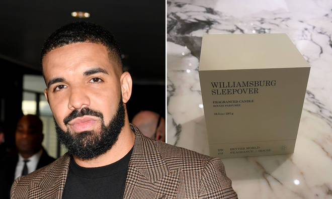 Drake 'Better World Fragrance House' candle line: everything we know