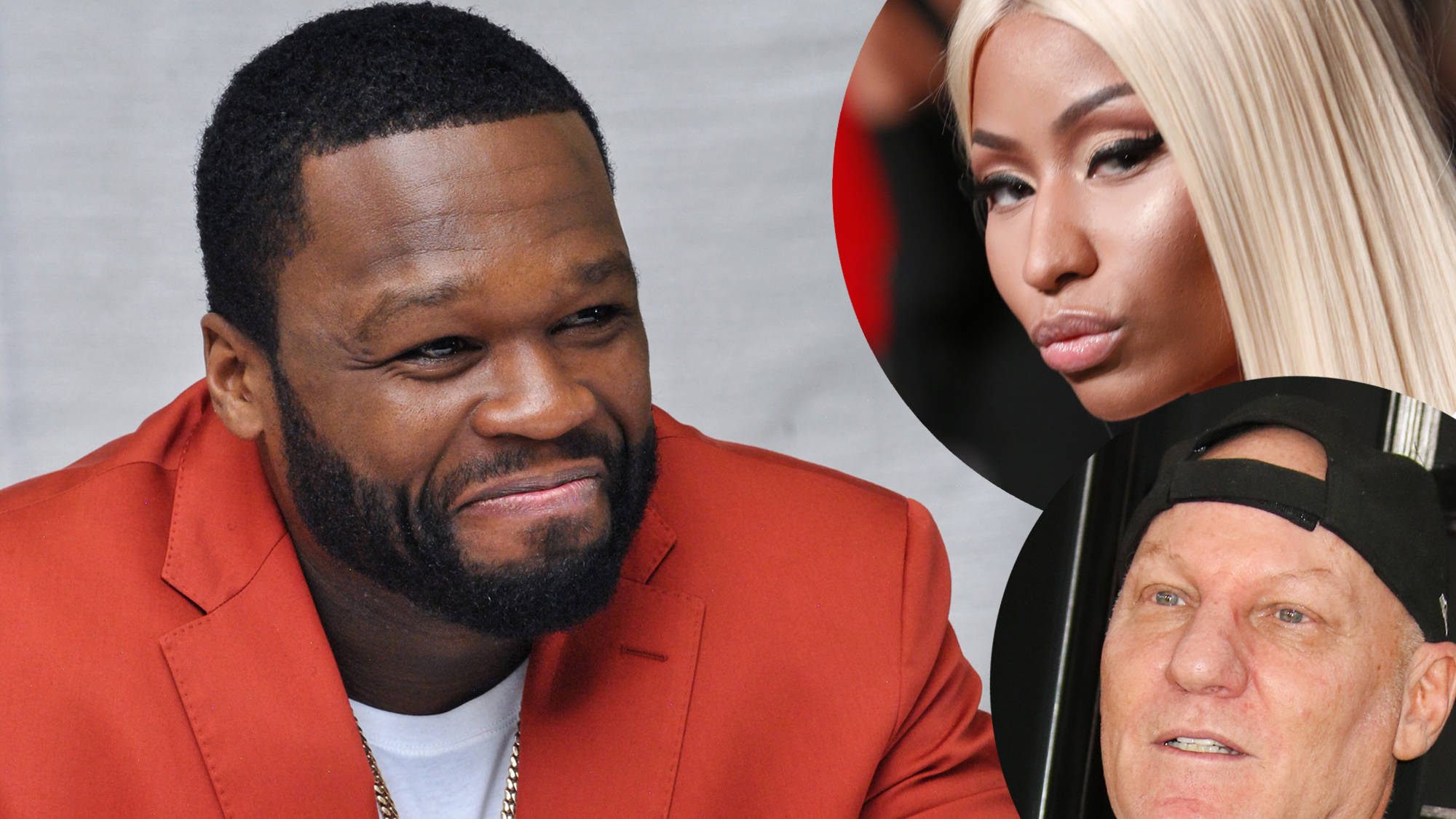339141608ec 50 Cent Reacts To Nicki Minaj's Beef With Steve Madden - Capital XTRA