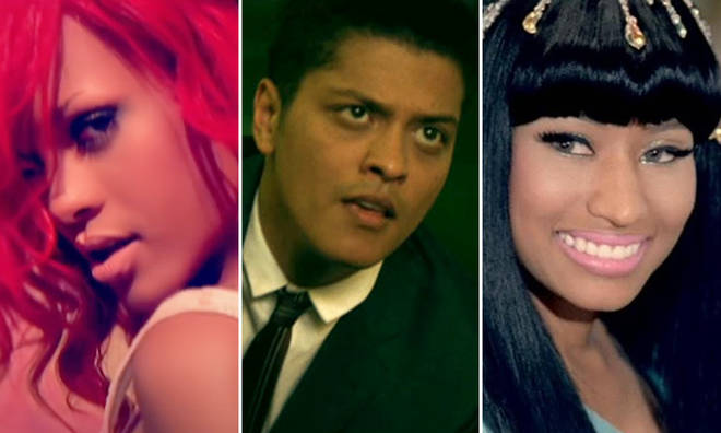 QUIZ: Can you guess the 2010 song from the first line only?
