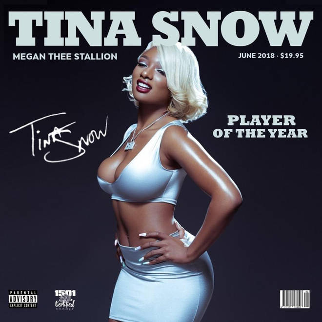 "Megan has described Tina Snow as ""a more raw version"" of herself."