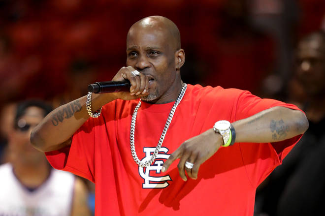 DMX has been hospitalised and is facing a number of health issues.