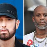 Eminem responds as DMX is hospitalised after heart attack