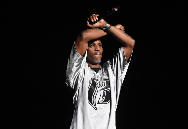 DMX has been hospitalised after suffering a heart attack