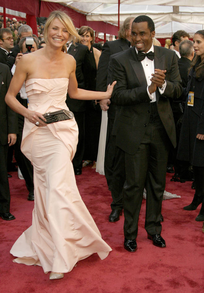 Cameron Diaz and Diddy