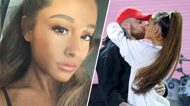 Ariana Grandes Latest Tribute To Mac Miller Will Make Your Heart