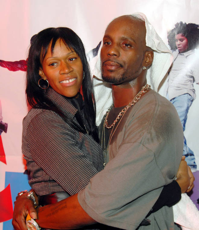 Tashera Simmons and DMX were married for 11 years.