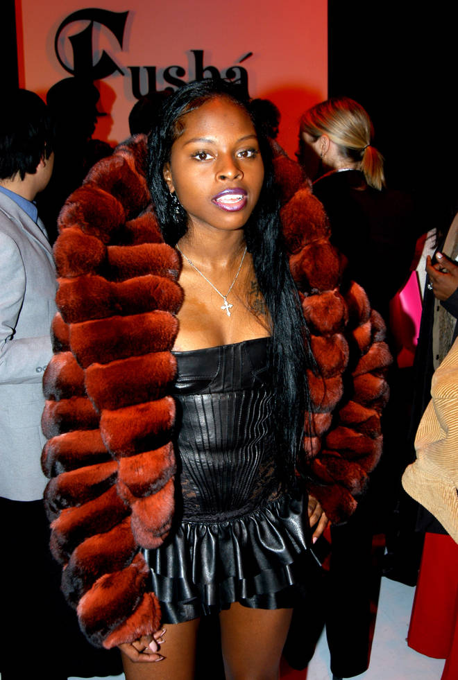 Foxy Brown was reportedly romantically involved with DMX while he was married.